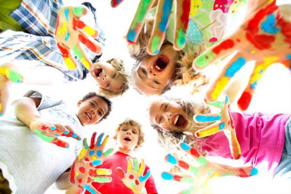 Grupowe zajęcia ogólnorozwojowe dla 2 i 3 latków